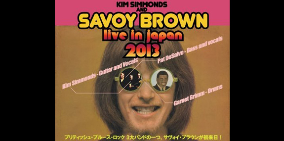 SAVOY BROWN  live in japan_c0206645_18121222.jpg
