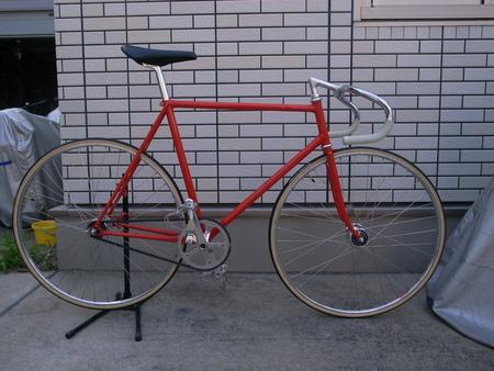 ... 自転車競技と自転車日記