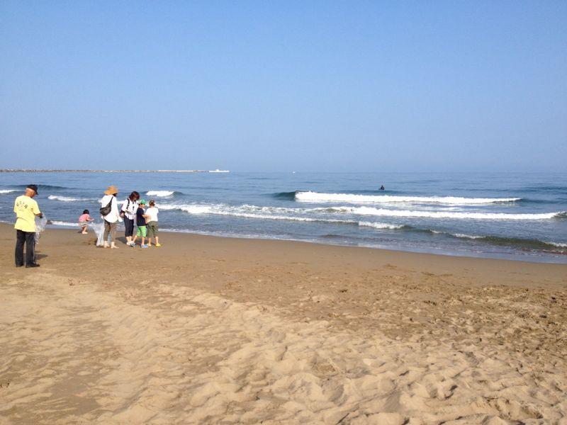 内灘町海岸清掃_b0112351_9261076.jpg