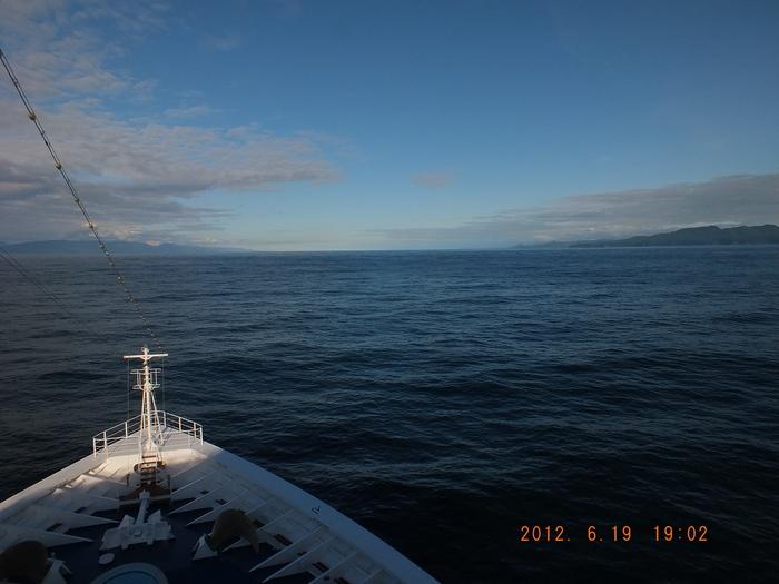 ファン・デ・フカ海峡 Juan de Fuca Strait_e0140365_027355.jpg