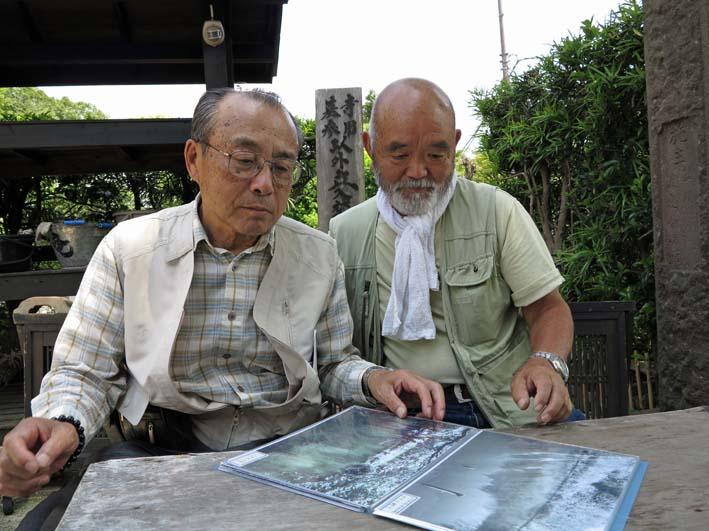 対談「台峯の歴史・現状・将来」:里山継承3rd企画④_c0014967_721442.jpg