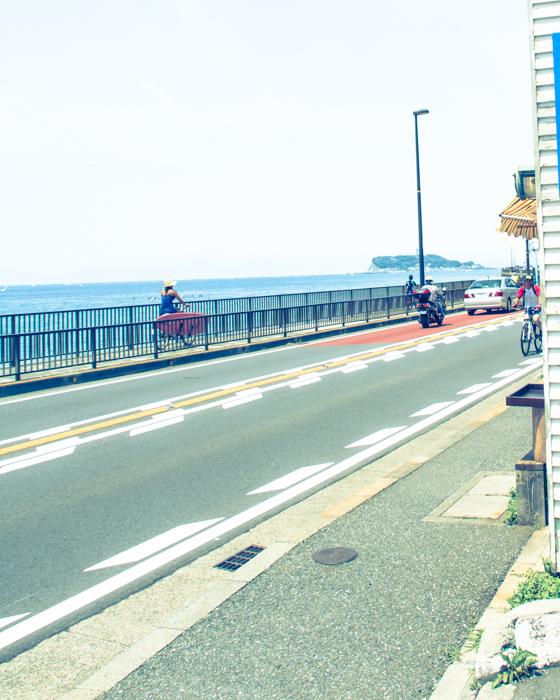 海沿いロードの疾走者。_b0022268_2034074.jpg