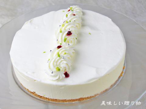 7月のレッスン ~レアチーズケーキ~_a0216871_22174713.jpg