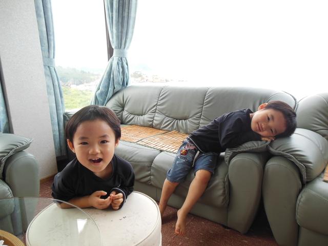 双子ちゃんのお得意様です!!_f0191072_1114336.jpg