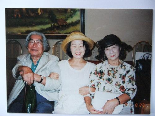 左喜真美術館での出会いー丸木美術館『身世打鈴』別冊より_f0253572_2084049.jpg
