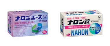 ナロンエース / ナロン錠