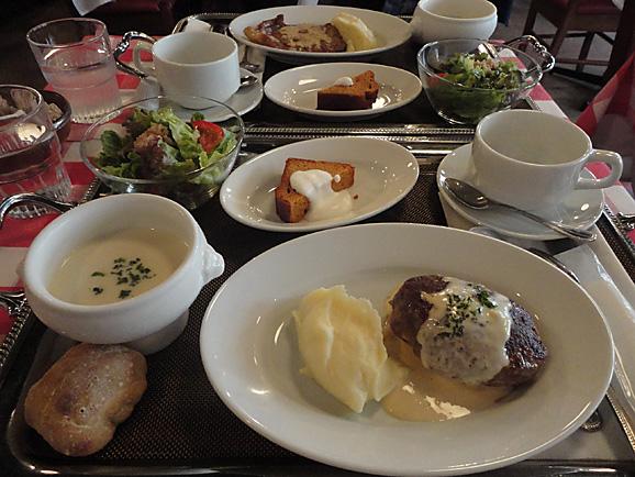 Bistrot Gourmandでランチ_e0230011_16503517.jpg