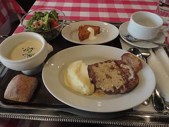 Bistrot Gourmandでランチ_e0230011_1651105.jpg