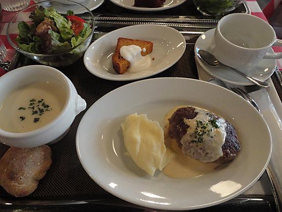 Bistrot Gourmandでランチ_e0230011_16531662.jpg
