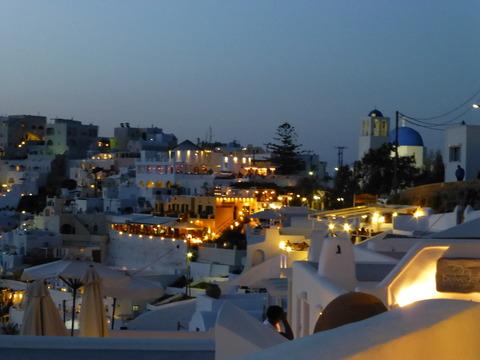 ギリシャ サントリーニ島 1日目-4_e0237625_0215093.jpg