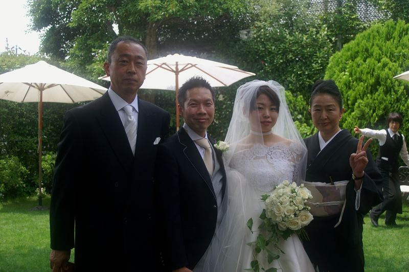 HAPPY WEDDING  IN 松山_f0114346_1029723.jpg