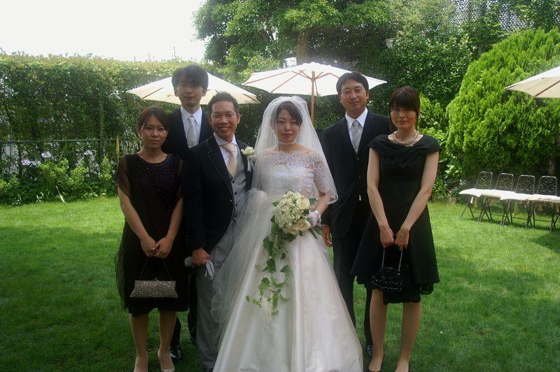 HAPPY WEDDING  IN 松山_f0114346_1052771.jpg