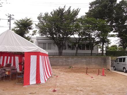 『香久池の家』 地鎮祭が行われました。_e0197748_10162556.jpg