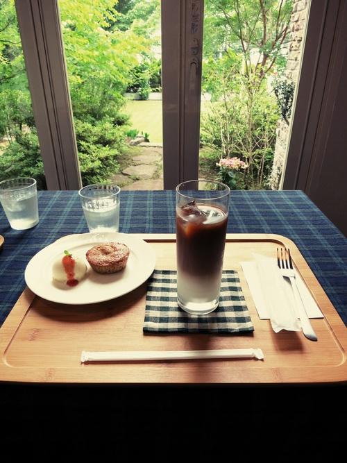 スーパー・マツヤの隣りにカフェがOpen!☆ cocage cafe<移転>_f0236260_18132676.jpg