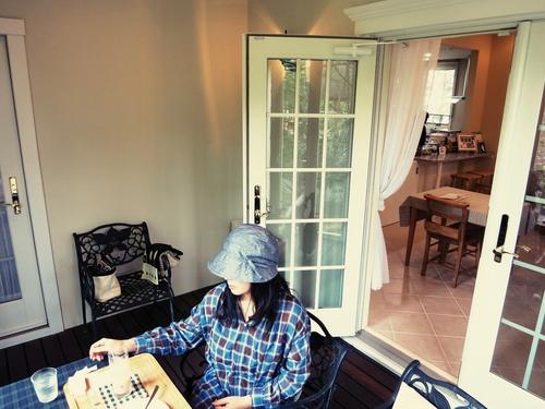スーパー・マツヤの隣りにカフェがOpen!☆ cocage cafe<移転>_f0236260_18135960.jpg