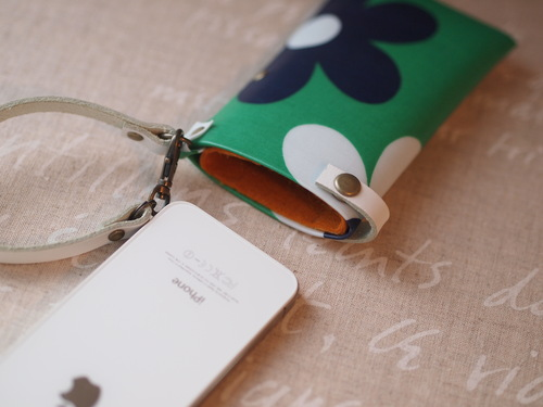 カルトナージュ「i-phone case」_e0243765_1214222.jpg