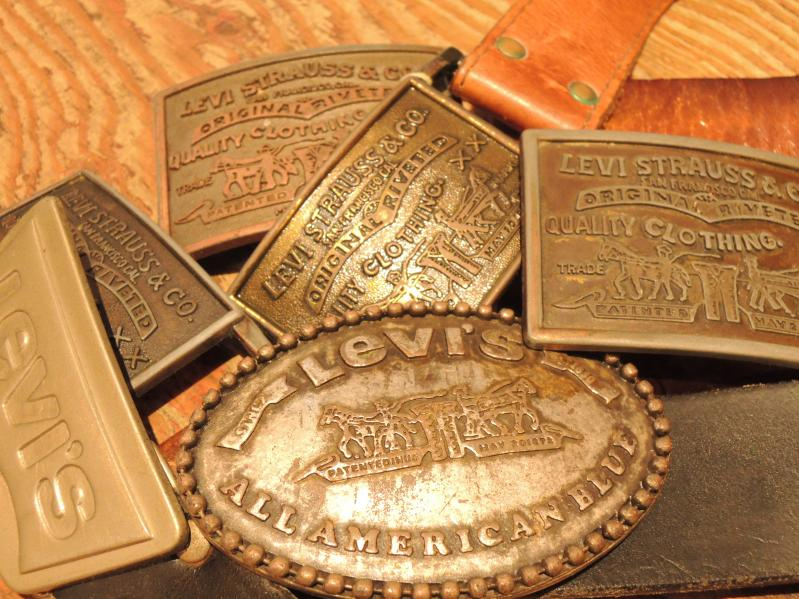 LEATHER BELT & BUCKLE--RECOMMEND--_c0176867_1323962.jpg