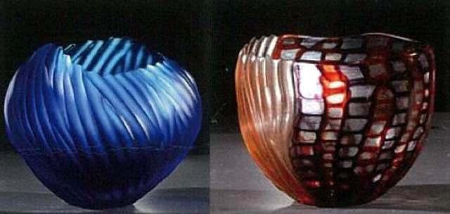 ガラスの詩人土田康彦さんの個展「運命の交差点」_a0138976_20304783.jpg