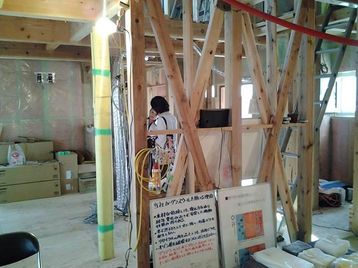 T様邸「飯島美砂町の家」_f0150893_1626859.jpg