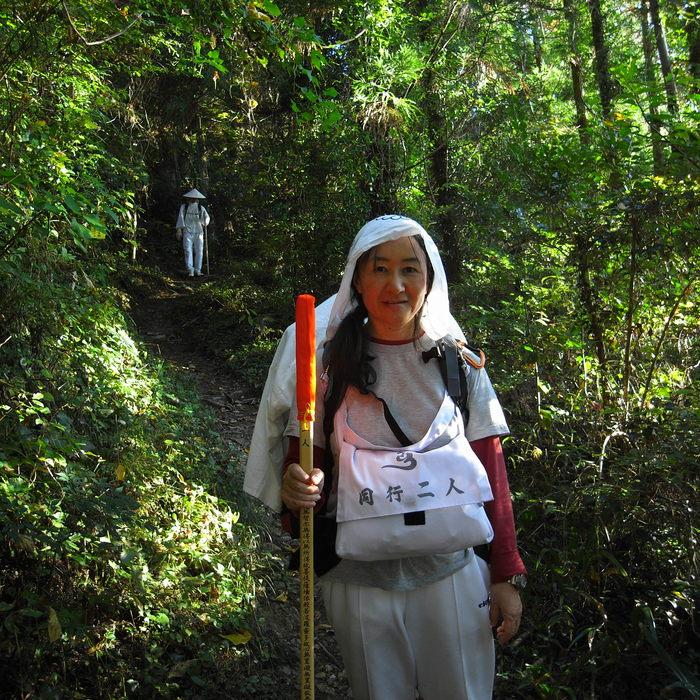 Memory of the second pilgrimage 1200km with husky HANA_c0049299_1655424.jpg