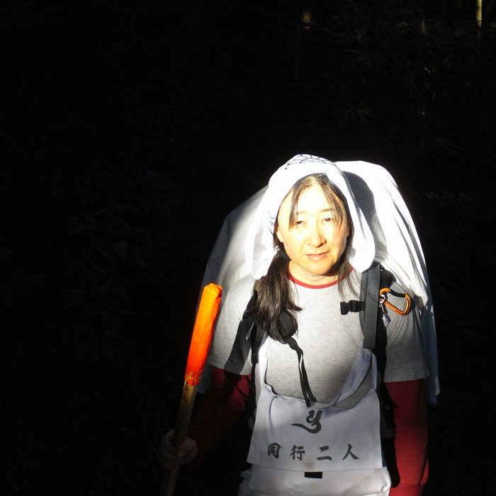 Memory of the second pilgrimage 1200km with husky HANA_c0049299_16571855.jpg