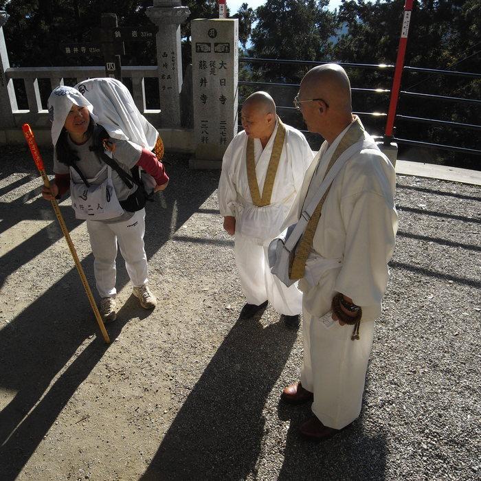 Memory of the second pilgrimage 1200km with husky HANA_c0049299_1702097.jpg