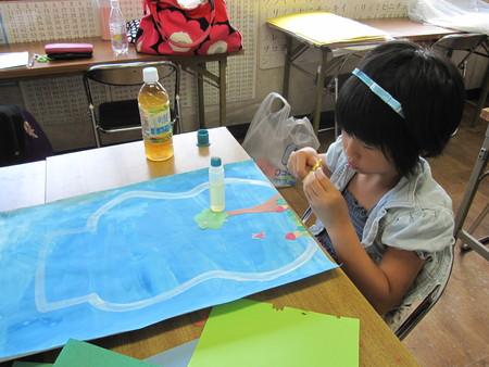 長尾教室 ~指人形作り&水彩画~_f0215199_14412888.jpg