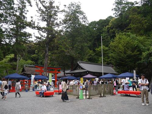 吉田山大茶会の様子_d0293004_991680.jpg