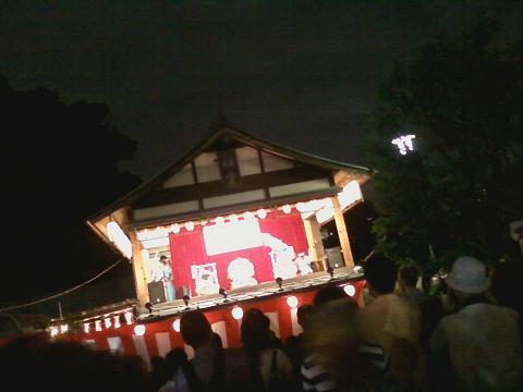 愛染祭りへ行って来ました。_f0042307_13511334.jpg