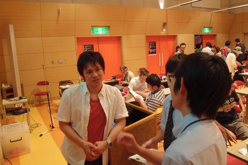 サイエンスカフェ2013 第2回@多摩六都科学館_c0163819_16395665.jpg