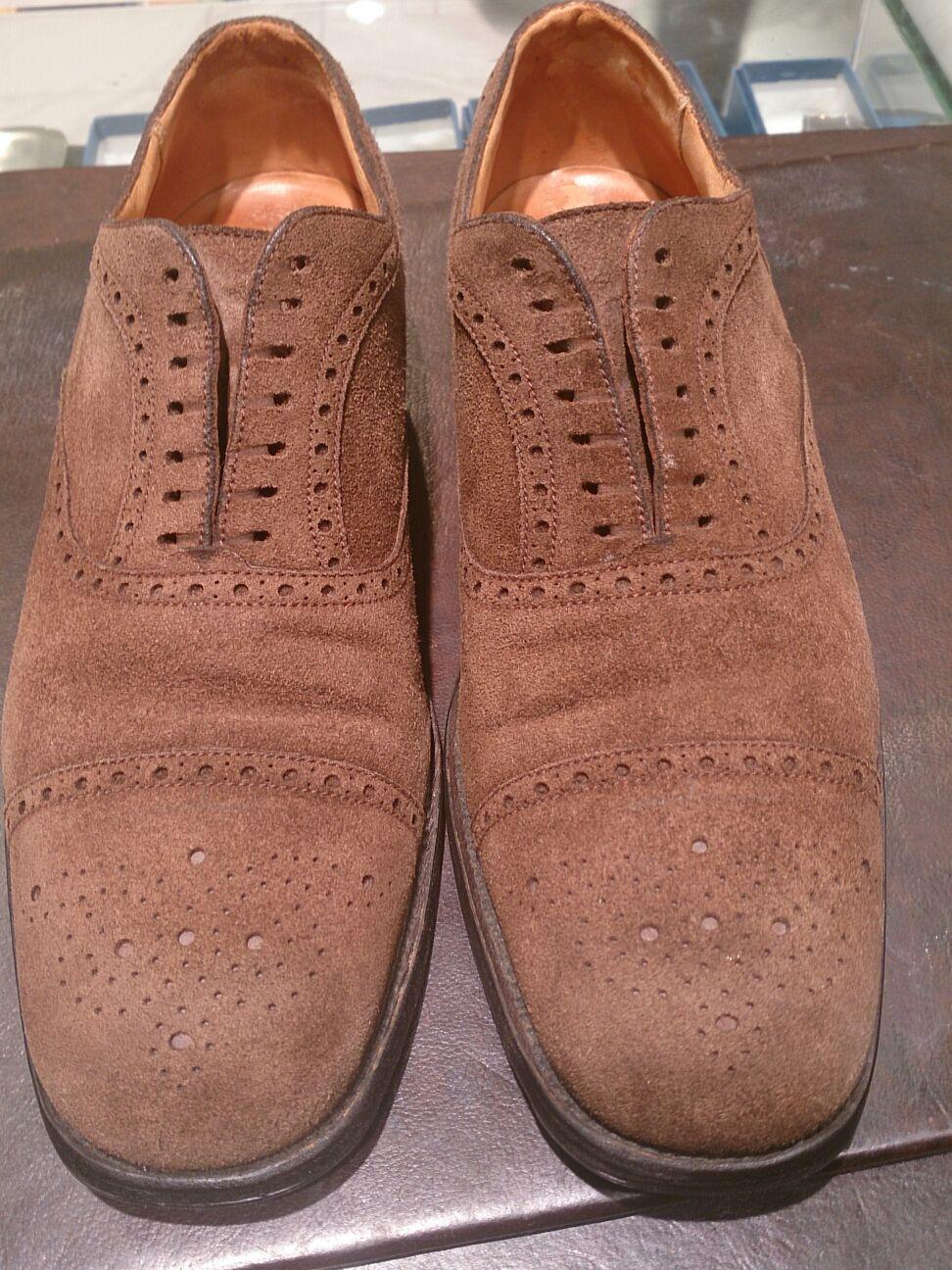 梅雨時期の靴:2_b0226322_16473954.jpg