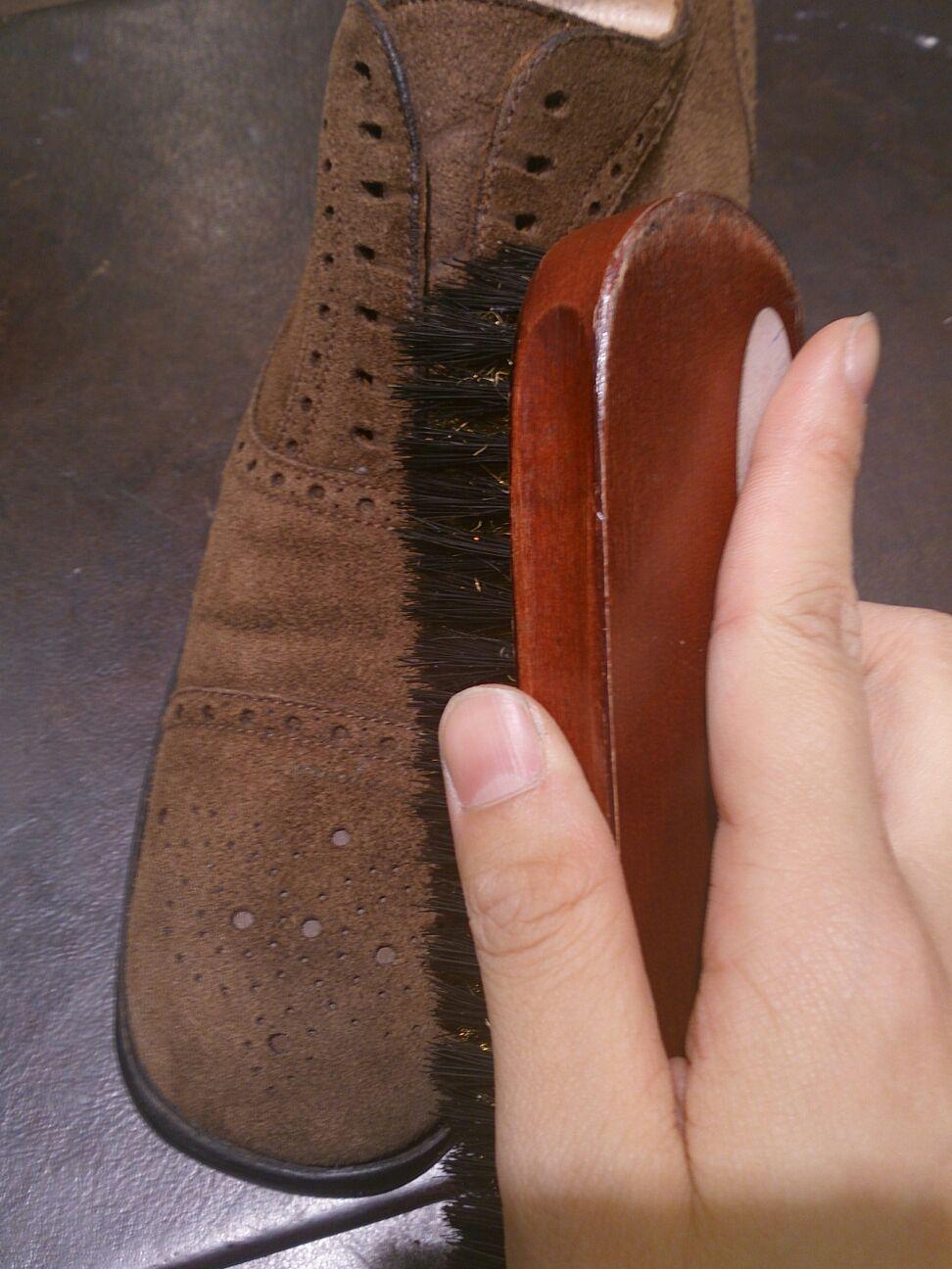 梅雨時期の靴:2_b0226322_1648958.jpg