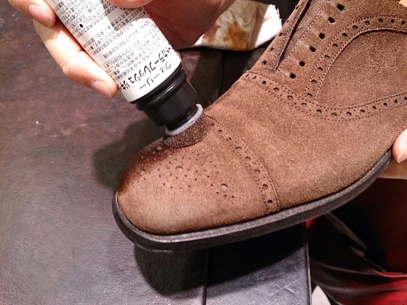 梅雨時期の靴:2_b0226322_16532724.jpg