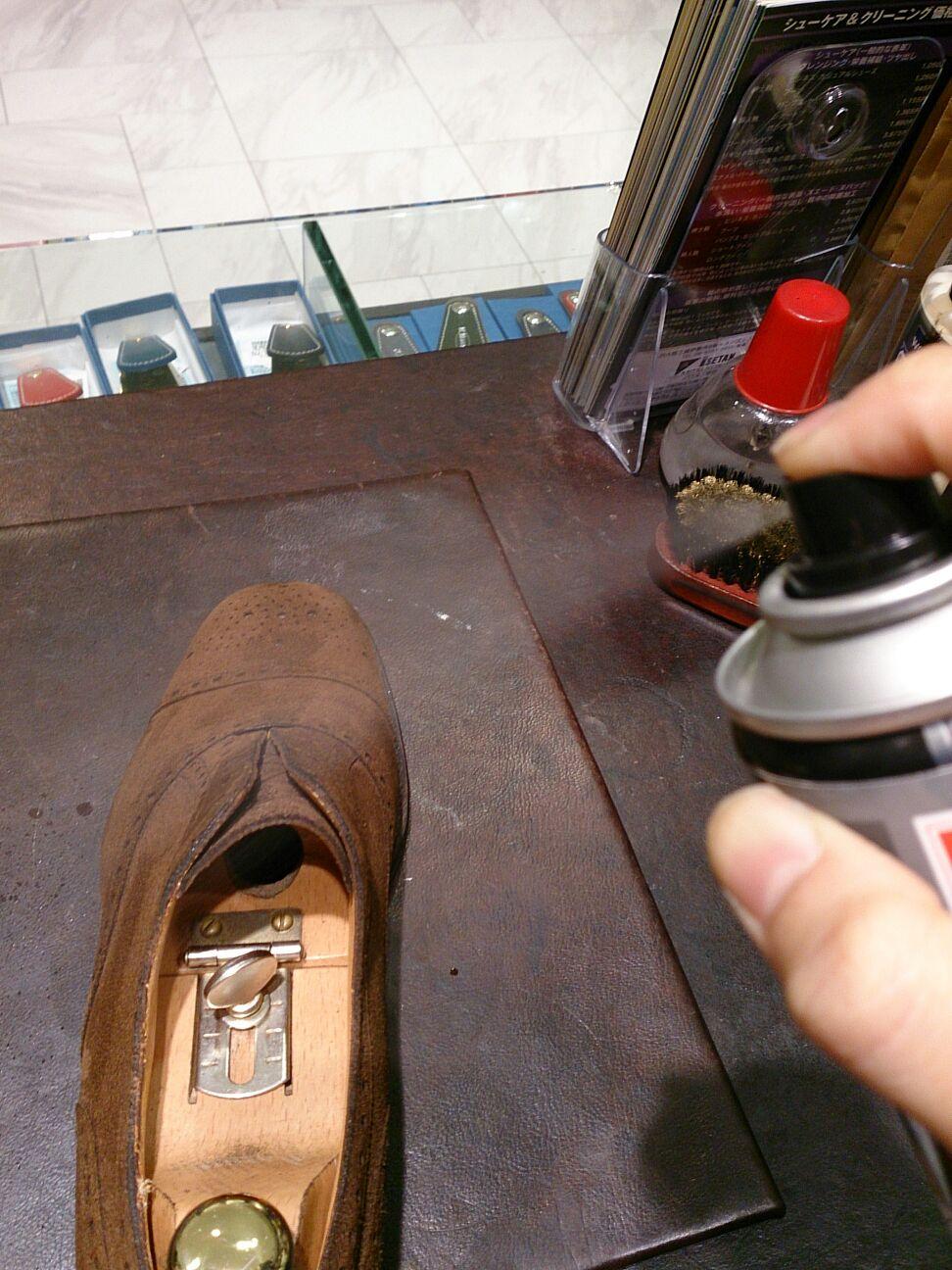 梅雨時期の靴:2_b0226322_1657378.jpg