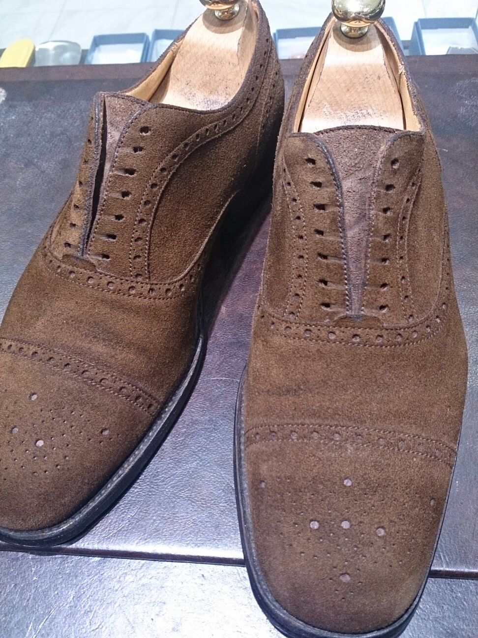 梅雨時期の靴:2_b0226322_17133597.jpg