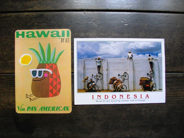post card from Hawaii & Indnesia_e0230141_14384568.jpg
