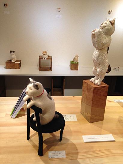 バンナイさんと猫ラボさんの二人展_a0028451_19401346.jpg