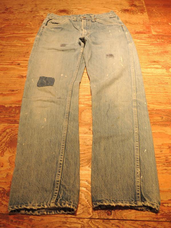 60\'s MONTGOMERY WARD DENIM PANTS--RECOMMEND--_c0176867_18421569.jpg