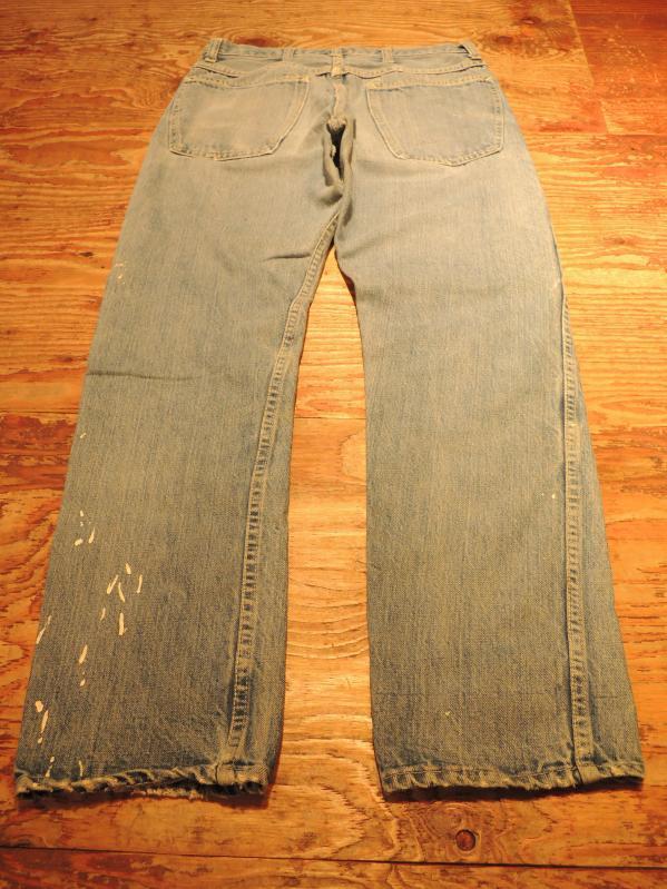 60\'s MONTGOMERY WARD DENIM PANTS--RECOMMEND--_c0176867_18422091.jpg