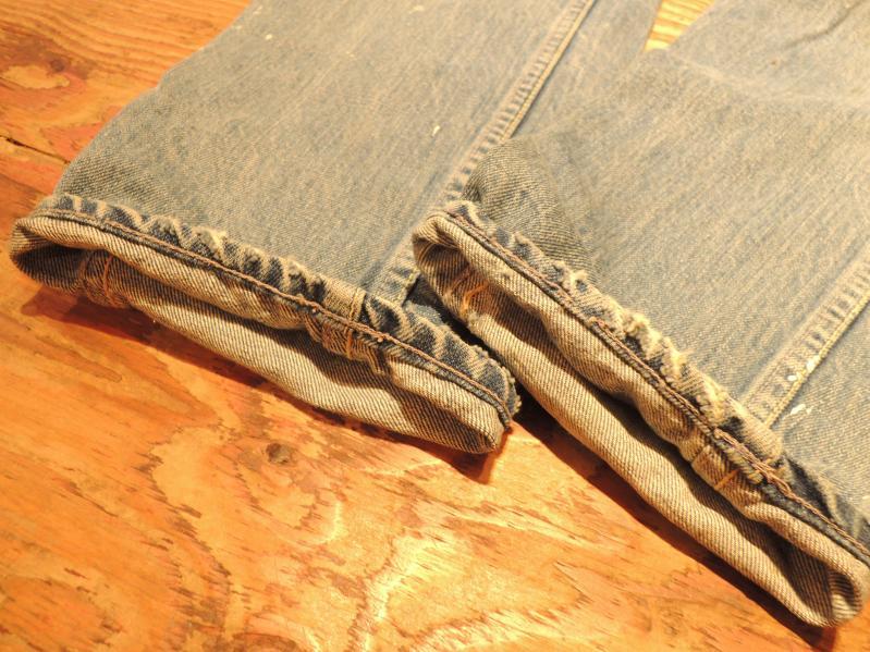 60\'s MONTGOMERY WARD DENIM PANTS--RECOMMEND--_c0176867_18443537.jpg
