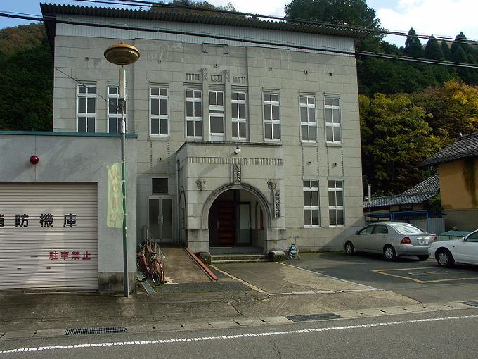 旧山口村役場_f0116479_19571916.jpg