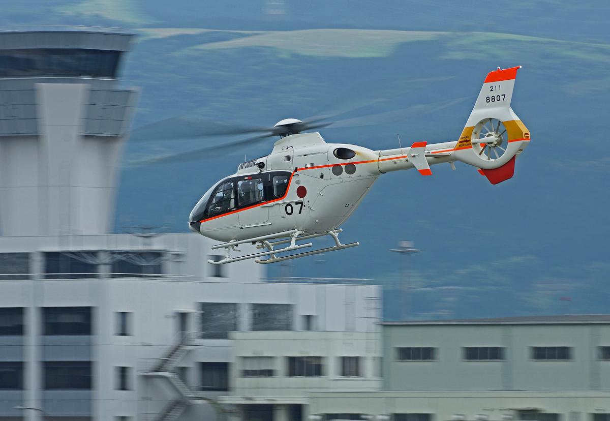 海上自衛隊ヘリコプター。_b0044115_75765.jpg