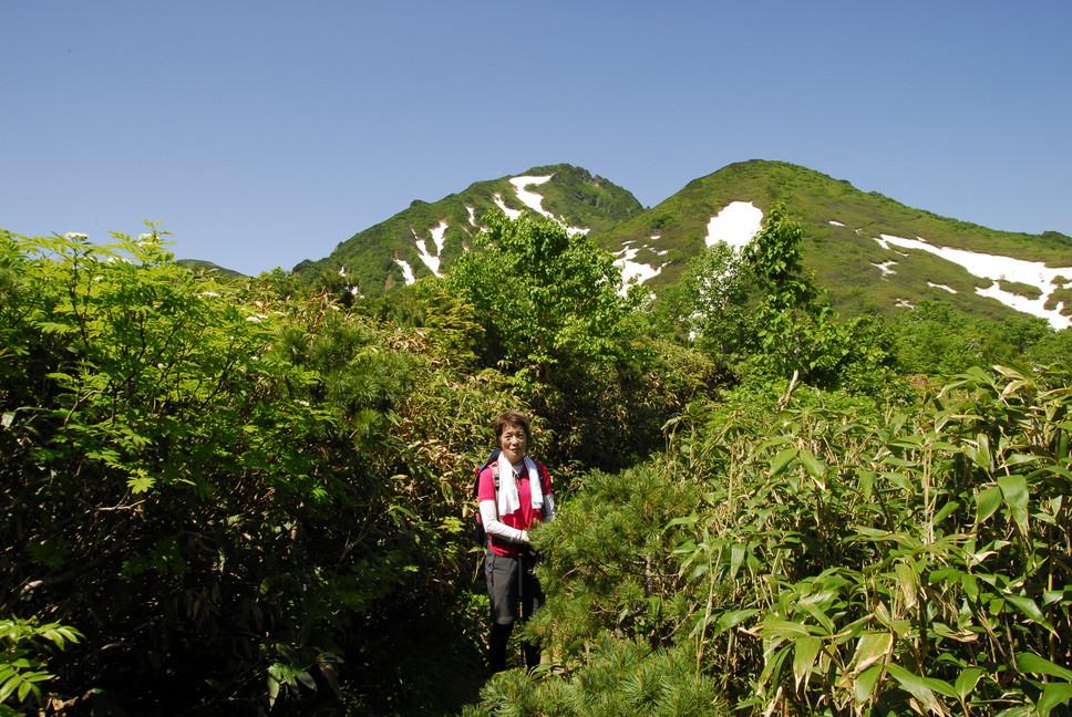 2013年6月 June, 2013 思い出を刻む芦別岳 Memories of Mt Ashibetsu_c0219616_11192352.jpg