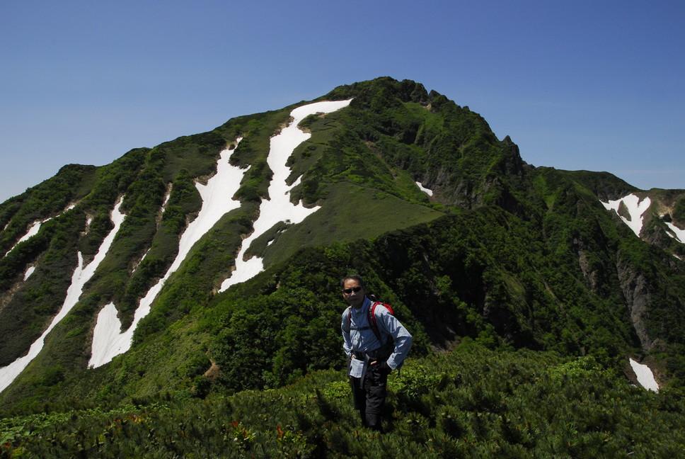 2013年6月 June, 2013 思い出を刻む芦別岳 Memories of Mt Ashibetsu_c0219616_11405379.jpg