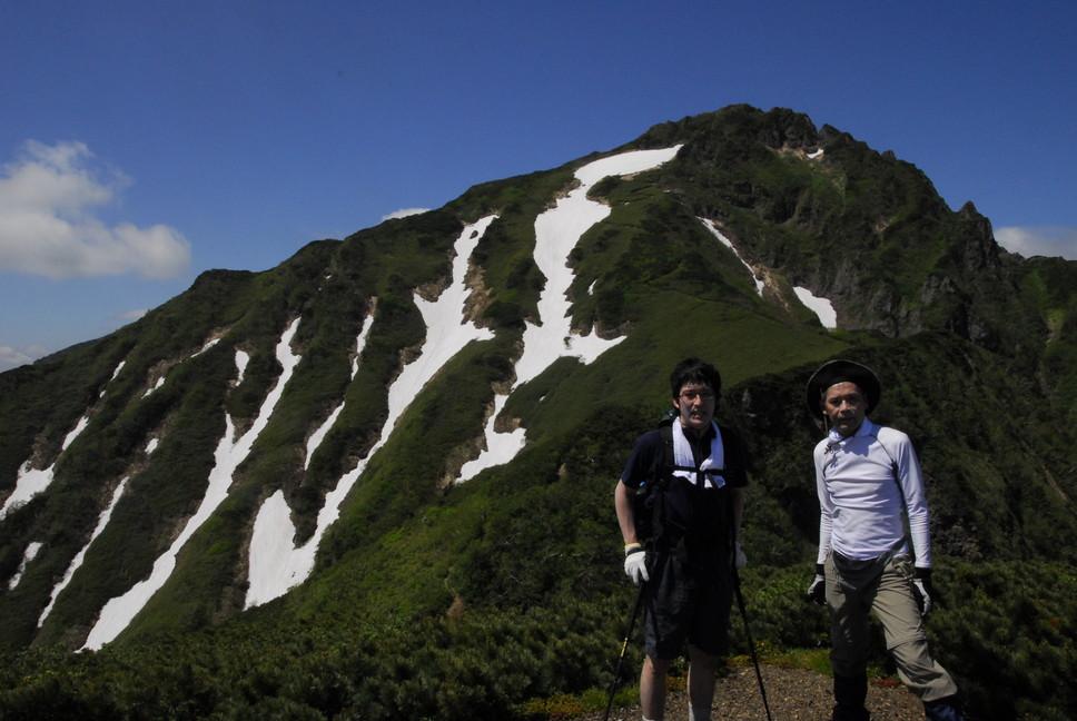 2013年6月 June, 2013 思い出を刻む芦別岳 Memories of Mt Ashibetsu_c0219616_1143392.jpg