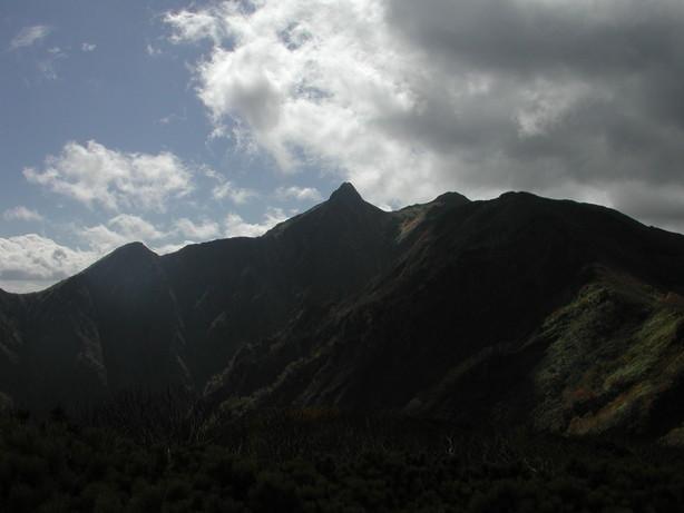 2013年6月 June, 2013 思い出を刻む芦別岳 Memories of Mt Ashibetsu_c0219616_11484757.jpg