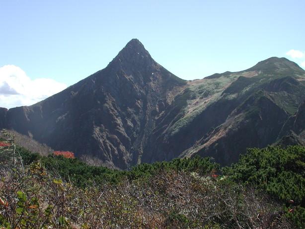 2013年6月 June, 2013 思い出を刻む芦別岳 Memories of Mt Ashibetsu_c0219616_11492599.jpg