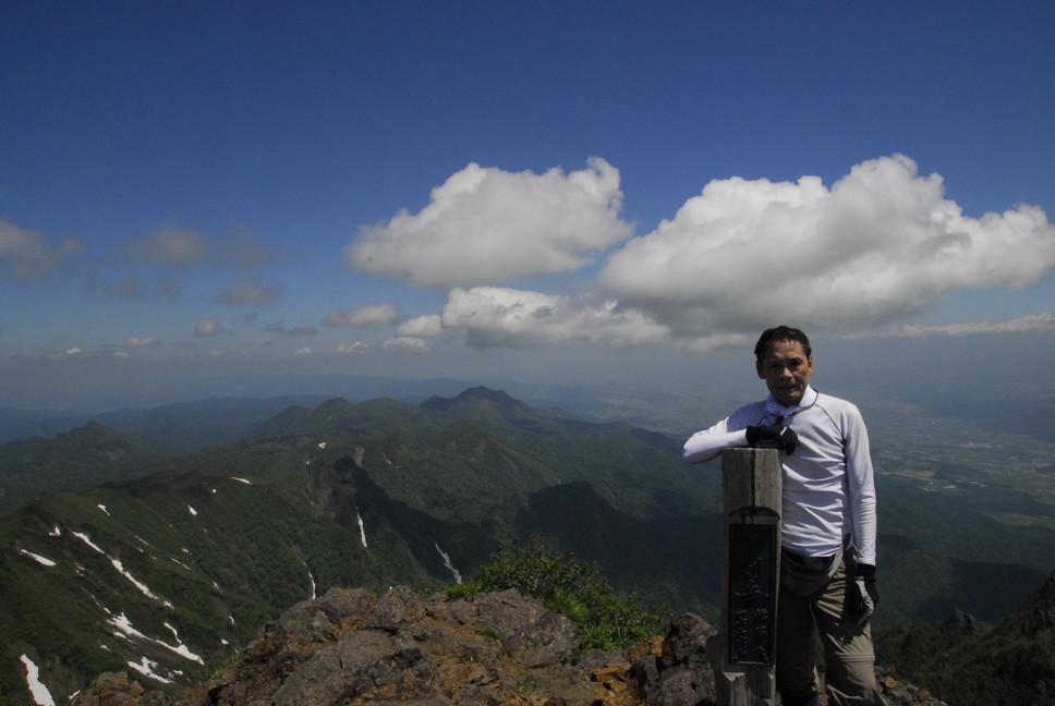 2013年6月 June, 2013 思い出を刻む芦別岳 Memories of Mt Ashibetsu_c0219616_11501430.jpg