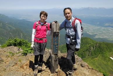 2013年6月 June, 2013 思い出を刻む芦別岳 Memories of Mt Ashibetsu_c0219616_12185072.jpg