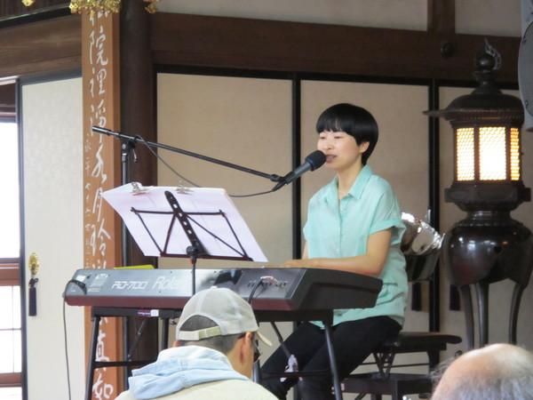 しまんりょ 初夏のお寺コンサート 無事おわりました。_e0239118_11493693.jpg